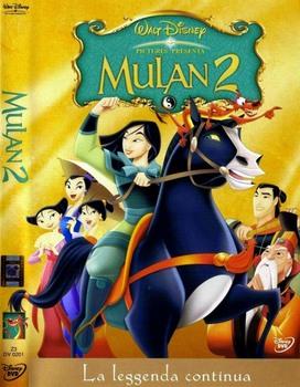 Mulan II (2004) DVD9 COPIA 1:1 ITA ENG
