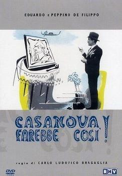 Casanova farebbe così (1942) DVD5 COPIA 1:1 ITA