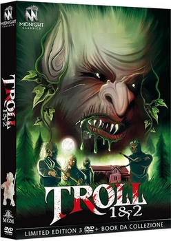 Troll 1&2 (1986/1990) LIMITED EDITION 3xDVD9 Copia 1:1 ITA ENG