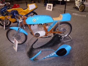 Salon Motocycliste de LYON. 745a4a1334164433