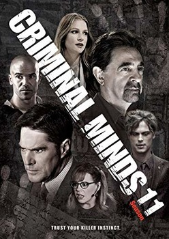 Criminal Minds - Stagione 11 (2015-2016) [Completa] 5xDVD9 COPIA 1:1 ITA ENG TED