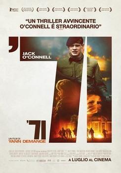 '71 (2014) DVD9 COPIA 1:1 ITA ENG