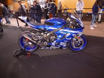 Salon Motocycliste de LYON. Dfb3111334243703
