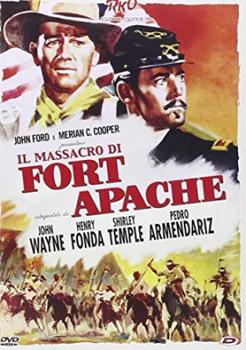 Il massacro di Fort Apache (1948) DVD9 Copia 1:1 ITA-ENG