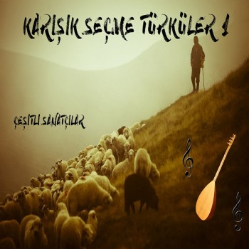 Çeşitli Sanatçılar - Karışık Seçme Türküler Vol.1 (2020) Full Albüm İndir