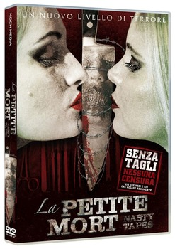 La Petite Mort - Nasty tapes (2014) [ Extended edition ] DVD9 COPIA 1:1 ITA/GER