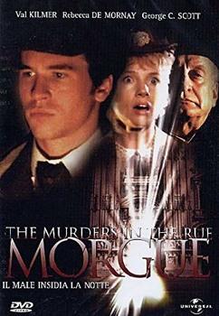 The Murders in the Rue Morgue - I delitti della via Morgue (1986) DVD5 COPIA 1:1 ITA ENG
