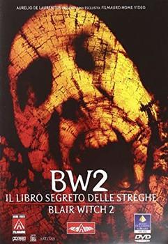 Il libro segreto delle streghe - Blair Witch 2 (2000) DVD9 COPIA 1:1 ITA-ENG