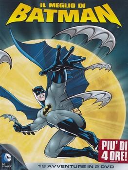 Il meglio di Batman ( Gli episodi preferiti dei fan di Batman ) (2019) 2 x DVD9 COPIA 1:1 ITA ENG FRA RUS