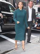 "Eva Longoria -          ""Good Morning America"" New York City August 5th 2019."