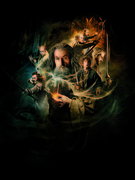 Хоббит Пустошь Смауга / The Hobbit The Desolation of Smaug (2013) 066fc71356376301