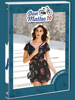 Don Matteo - Stagione 10 (2016) 7xDVD9 Copia 1:1 ITA
