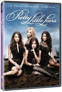 Pretty Little Liars (2010–2017) Stagione 1 [ Completa ] 4 x DVD9 1 x DVD5 COPIA 1:1 ITA ENG