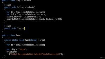 Паттерны проектирования C# и .NET (2020) Видеокурс