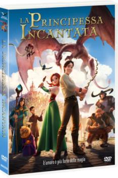La Principessa Incantata (2018) DVD9 COPIA 1:1 ITA ENG