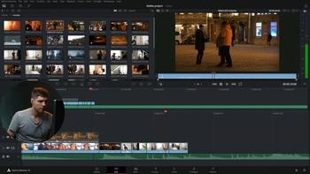 Монтаж, звук, анимация, цветокоррекция: делаем ВЕСЬ постпродакшн в Davinci Resolve (2019) Видеокурс