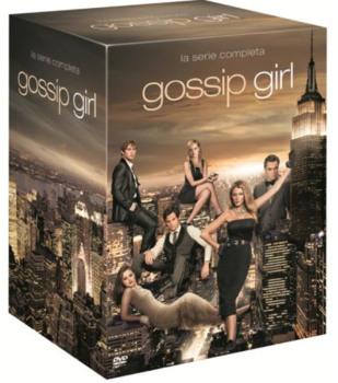 Gossip Girl (2007–2012) Cofanetto [ Completo ] 27 x DVD9 copia 1:1 ita-ing