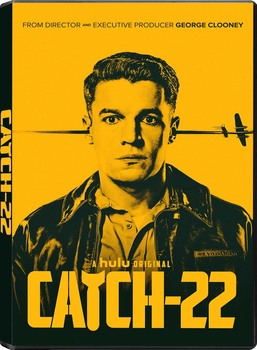 Catch-22 (2019) Miniserie [ Completa ] 2 x DVD9 COPIA 1:1 ITA ENG TED