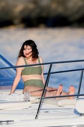 Selena Gomez - Bikini candids in Hawaii 12/31/19