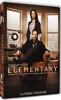 Elementary (2012–2019) Stagione 1 [ Completa ] 6 x DVD9 COPIA 1:1 ITA MULTI