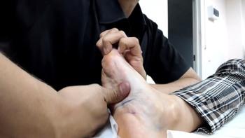 Рефлекторный массаж стоп 1.0 (2019) Видеокурс