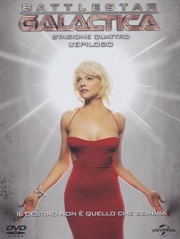 Battlestar Galactica (2008) stagione 4 [completa] 6xDVD9 COPIA 1:1 ITA ING