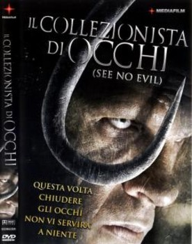 Il collezionista di occhi (2006) dvd9 copia 1:1 ita
