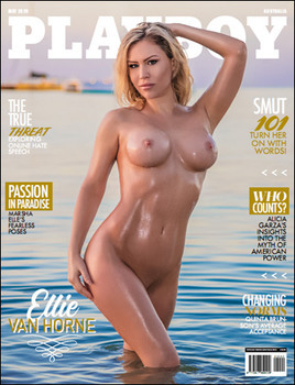 Playboy Australia - May 2020
