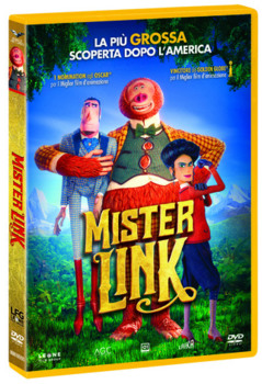 Mister Link (2019) DVD9 COPIA 1:1 ITA ENG