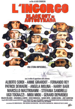 L'ingorgo - Una storia impossibile / Black out in autostrada (1979) DVD9 Copia 1:1 ITA