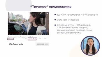 Продвижение на YouTube (2019) Видеокурс
