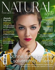 Amanda Seyfried -            Natural Style Magazine (Italy) May 2020.