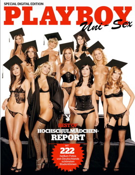 PLAYBOY GERMANY SPECIAL DIGITAL EDITION - BEST OF HOCHSCHULMADCHEN