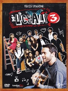 I liceali (2008-2011) stagione 3 [Completa] 4xDVD9 COPIA 1:1 ITA