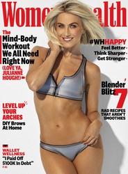 Julianne Hough - Women's Health Magazine June 2020