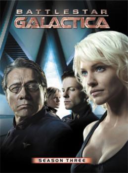 Battlestar Galactica (2006) stagione 3 [completa] 5xDVD9 1xDVD5 COPIA 1:1 ITA ING