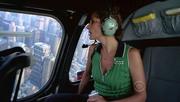 Melina Kanakaredes - CSI NY S05E01 & S05E03 2008 - cleavage - 1080p