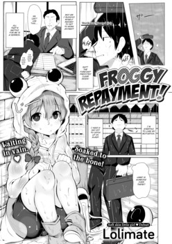 [Lolimate] Froggy Repayment! [English]