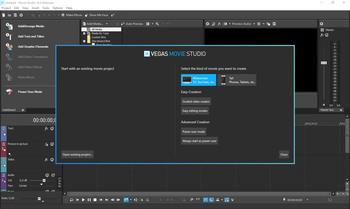 MAGIX VEGAS Movie Studio 16.0 Build 167 Platinum Portable (MULTI/ENG)