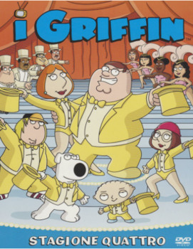 I Griffin (2002) Stagione 4 [ Completa ] 1 x DVD9 + 2 x DVD5 ITA ENG