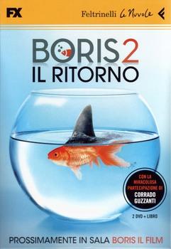 Boris (2008) stagione 2 (completa) 2xDVD9 copia 1:1 ita