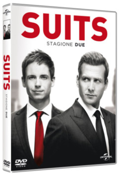 Suits (2011–2019) Stagione 2 [ Completa ] 3 x DVD9 COPIA 1:1 ITA ENG