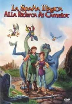 La Spada Magica - Alla Ricerca Di Camelot (1998) DVD5 COPIA 1:1 ITA-MULTI
