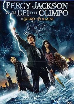 Percy Jackson e gli dei dell'Olimpo - Il ladro di fulmini (2010) DVD9 COPIA 1:1 ITA ENG TED