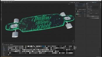 Основы моделирования в Autodesk Maya (2020) Видеокурс