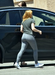 Ariel Winter Out in Los Angeles - 5/25/20