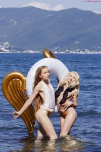 Nika N. Milena And Nika - Angels Kiss