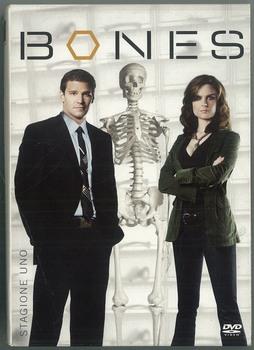 Bones (2005) Stagione 1 [ Completa ] 5 x DVD9 1 x DVD5 COPIA 1:1 ITA ENG