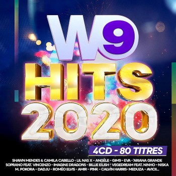 Various Artists - W9 Hits 2020 [4CD] (2019) Full Albüm İndir