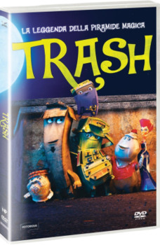 Trash (2020) DVD5